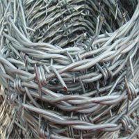 双拧编刺线 固腾镀锌铁蒺藜 毛刺线加工