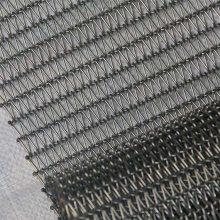 输送机不锈钢传送带(图)-不锈钢乙字网带-东莞传送带