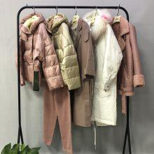 品牌女装折扣一手货源2019时尚女装相约四季 直播货源