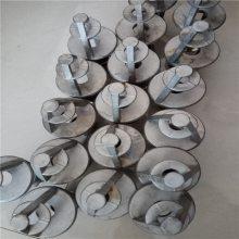 304材质三盘花篮式不锈钢喷头喷嘴 外螺纹连接 河北祥庆