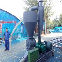 高效管道气力吸粮机省人工 高效环保气力输送机