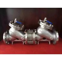 700X-10/16/25C DN200 水泵倒流防止器专业阀门 控制水泵阀门
