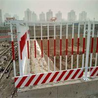 工地防护栏厂家 喷塑围栏网价格 基坑临边防护网