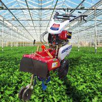 亚博国际真实吗机械 大型全自动果园深耕开沟机 大葱开沟培土机 新型柴油田园管理机