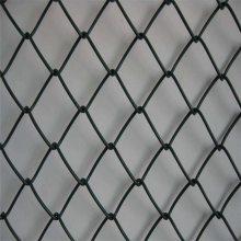 标准篮球场护栏 勾花护栏定做 五人制球场防护网
