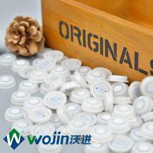 硅胶油垫片微型单向阀 牛皮纸包装袋排气阀 塑料排气阀食品级WJ1901
