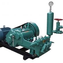 三缸高压水泥注浆机顶管注浆加固,bw320型泥浆泵,每日报价