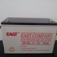 易事特蓄电池NP9-12 12V9ah铅酸免维护蓄电池 UPS 太阳能电池 质保三年