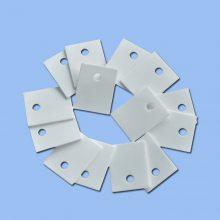 佳日丰泰供应TO-247陶瓷片22mm*28mm导热绝缘垫片 高导热散热陶瓷基片