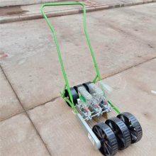 电动菜籽播种机 家用蔬菜播种机 小型蔬菜播种机