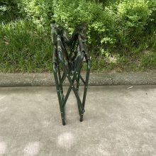 军迷户外长官椅 导演椅 部队专用作训椅 部队作训椅 金属骨架野战指挥椅 士兵指挥椅 陆军迷彩折叠椅