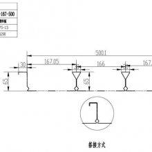 上海YXB65-167-500闭口楼承板 镀锌压型钢板生产厂家