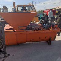 防渗渠道水沟滑模机 水利水渠滑模一次成型机 灌溉U型槽机械