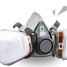 哪里有卖6800防毒面具6200防护全面具3200防护面具西安