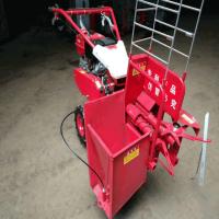 新型小型玉米收获机 半自动玉米摘穗机 秸秆粉碎还田机 欢迎咨询