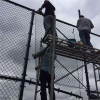 勾花网材质兴来 勾花网特点 菱形边坡防护网多少钱