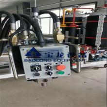 冷柜环戊烷发泡机已实现多模块化设计 空气能环保发泡机