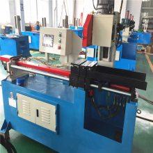 高精密钢管切管机 小型MC-350CN半自动上下料送料切管机