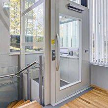高端曳引观光家用电梯小型别墅二层三四六升降机平台简易老人爬楼