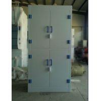 实验室pp药品柜器皿柜防酸碱耐腐蚀药品柜器皿柜
