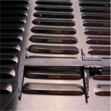百叶窗孔冲孔板消音降噪声屏障\机械车间百叶窗孔冲孔网板装饰板吸音板\镀锌板铁板百叶窗孔板