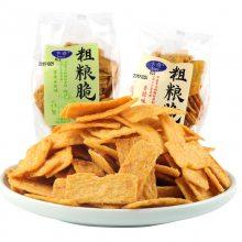 烧烤味粟米脆角妙脆角尖角脆休闲食品生产线
