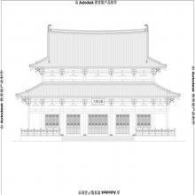 小寺庙设计,小寺庙效果图,农村小型寺庙设计图片