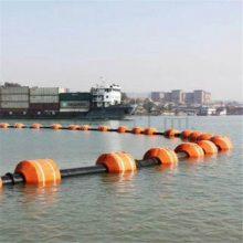供应河道浮箱河道水库拦污隔离浮箱拦污桶