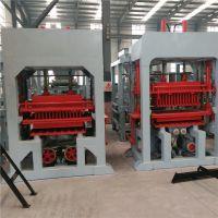张家港液压免烧砖机设备价格 现货销售 6-15型水泥制品