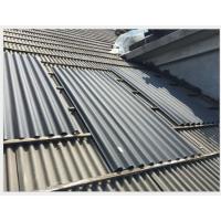 安装在各领域建筑屋面的山东持久耐用的波浪形沥青防水板