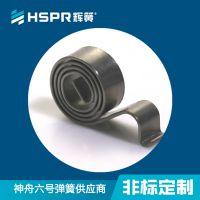 供应异形螺旋耐高压涡卷双扭转弹簧 异形弹簧 扭簧 筒灯弹簧 碟簧