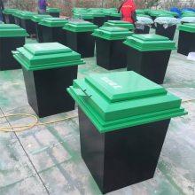 小区绿化果皮箱 环卫果皮箱生产厂家