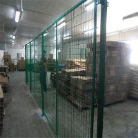 昆明仓库车间移动隔离护栏 工厂车间隔离 大棚可移动式车间隔离栏