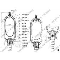 NXQ2-F100/31.5-Ra,NXQ2-F125/31.5-Ra,蓄能器