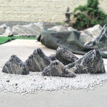 英翰雕刻供应雪浪石切片组合 泰山石 假山石 风景石 各种园林刻字石头自然立石装饰摆件多少钱