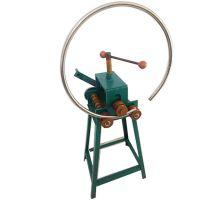 东硕机械SY-50手摇弯管机 不锈钢圆管弯管机