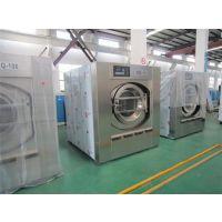 沧州工业洗衣机厂家,沧州全自动洗衣机生产厂家,海杰滚筒式100kg洗脱两用机