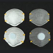 吉吉口罩 水泥厂专用防尘口罩 杯型活性炭口罩 防尘透气防雾气口罩 防尘口罩能挡多少灰尘