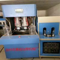 厂家优质生产5升一出二半自动油瓶吹瓶机 10升一出一半自动吹瓶机