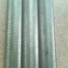 专业制造铜铝管棒直纹网纹拉花机