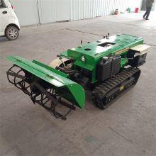 新型履带施肥开沟旋耕机 多用途低矮果园专用旋耕机