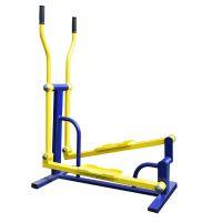 石家庄户外室外健身器材生产厂家 学校 公园 社区家庭健身器材 椭圆单人漫步机JY-464
