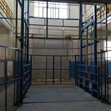 济南恒久专业生产商场升降机、超市升降机、库房升降机、库房升降货梯、厂家直销