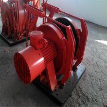 JD-2.5调度绞车操作说明 矿用调度绞车JD-2.5型