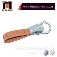 厂家直销金属钥匙扣 男士真皮钥匙扣 水钻钥匙扣 金属汽车钥匙扣