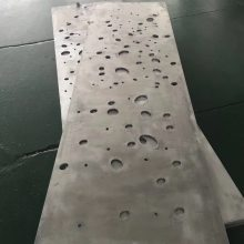 定制彩绘铝单板 瓦楞铝单板 门头招牌铝板