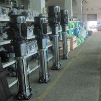 供应25CDLF2-120立式轻型不锈钢多级离心泵,管道增压泵高扬程