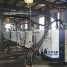 宝龙直销 PU发泡减压球聚氨酯灌注设备 PU发泡球聚氨酯灌注机