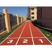 塑胶跑道材料|塑胶跑道厂家|塑胶地坪施工|硅pu篮球场施工|EPDM幼儿园