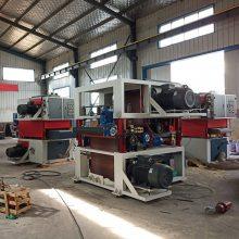 木工双砂架双面砂光机 R-RP630宽带砂光机 1米实木家居板材砂带机